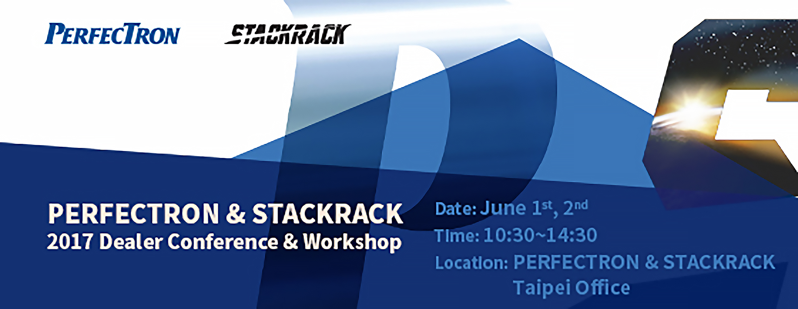 PERFECTRON & STACKRACK 2017 Dealer Conference & Workshop