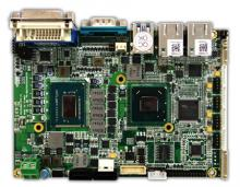 "OXY5335A-Intel Core i7-3517UE, -40 to 85°C, 12V DC-in, 3.5"" SBC"