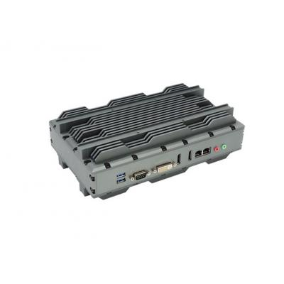 SR100 - Intel® 4 Gen. Core™ i7 MIL-STD Fanless Rugged System