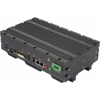 Intel® 7 Gen. Core™ i7 MIL-STD Fanless Rugged System